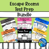 Escape Room Bundle - Test Prep and More