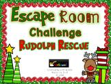Escape Room Challenge - Rudolph Rescue