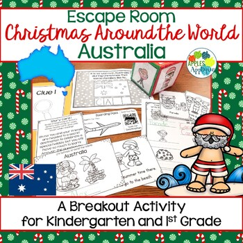 Escape Room: Christmas Around the World! Australia