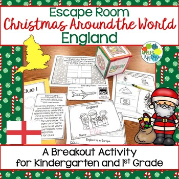Escape Room: Christmas Around the World! England