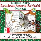 Escape Room: Christmas Around the World! Mexico