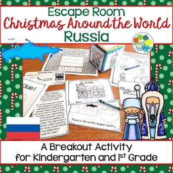 Escape Room: Christmas Around the World! Russia