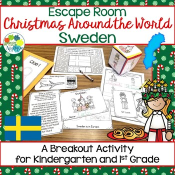 Escape Room: Christmas Around the World! Sweden