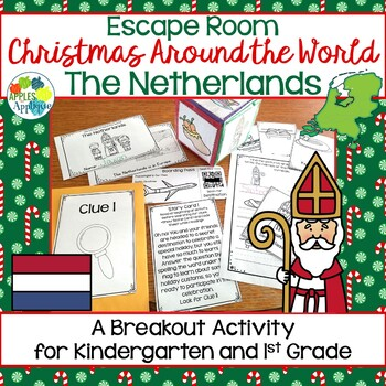 Escape Room: Christmas Around the World! The Netherlands