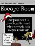 Escape Room: Christmas Edition