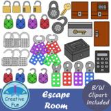 Escape Room Clipart
