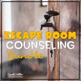 Escape Room Counseling Bundle | Friendship | Groth Mindset