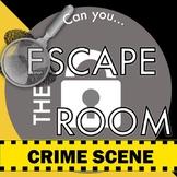 Escape Room - CSI Forensics
