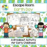 Escape Room: Earth Day! Recycling Breakout Activity