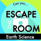 Earth Science Escape Room