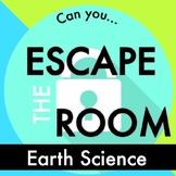 Earth Science Escape Room