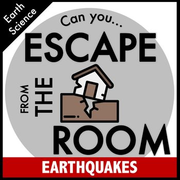 Earthquake Science Escape Room