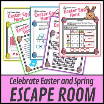 Escape Room: Easter Egg Hunt (Spring)