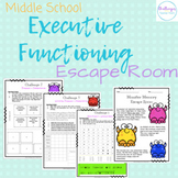 Escape Room | Executive Functioning