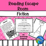 Escape Room - Fiction - Middle School