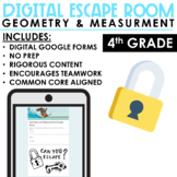 Escape Room Geometry and Measurement