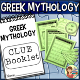Greek Mythology Escape Room - Social Studies