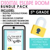 Escape Room Growing Bundle Pack