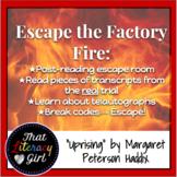 Escape Room: Haddix's Uprising