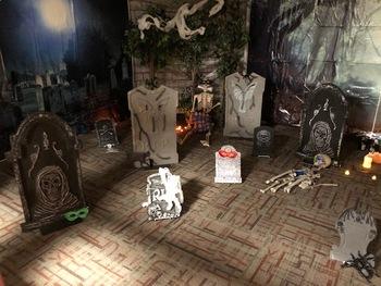 Escape Room --Halloween-- Breakout