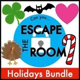 Escape Room Holiday Bundle