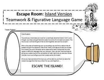 Escape Room! Island Version