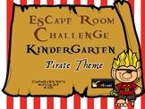 Escape Room Kindergarten - Pirate Theme
