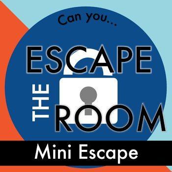 Escape Room: Mini Escape