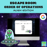 Escape Room   Order of Operations - Alien Edition