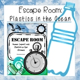 Escape Room: Plastics in the Ocean