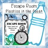 Escape Room: Plastics in the Ocean