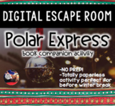 Polar Express Digital Escape Room