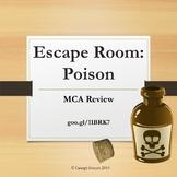 Escape Room Science MCA Review