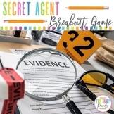 Escape Room Secret Agent Challenge