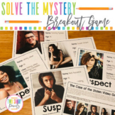 Escape Room Solve the Mystery Challenge