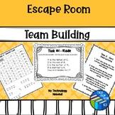 Escape Room - Team Building