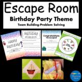 Escape Room - Team Building - Birthday
