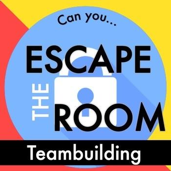 Escape Room Team Building Challenge