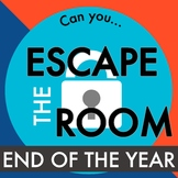 End of Year Escape Room