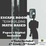 Team Building Activity, Team Building Escape Room, Back to