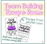 Escape Room    Team Building and Problem Solving    Print and Go