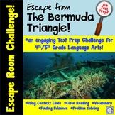 Escape Room Test Prep Activity:  Bermuda Triangle!