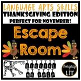 Escape Room Thanksgiving Edition (Digital)