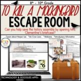 Digital Escape Room, To Kill A Mockingbird, Digital EscapeⓇ