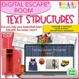 Text Structures Digital Escape Room, Digital Escape Ⓡ, Com