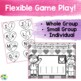Escape Room: Valentine's Day! Alphabet Recognition Breakout Activity