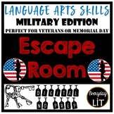 Escape Room Veterans Day Edition (Digital)