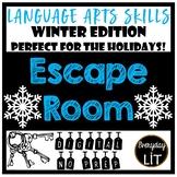 Christmas Winter Escape Room (Digital)