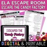 Valentine's Day Escape Room | Escape the Candy Factory | E