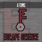 Escape Science - Atoms - Escape the Room Style Activity